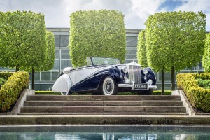 Rolls-Royce Dawn - drugi kabriolet z Goodwood