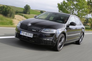 Skoda Octavia RS 2.0 TSI - test wideo
