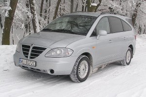 Testy mojeauto.pl: Ssangyong Rodius