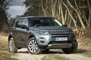 Premiera: Land Rover Discovery Sport