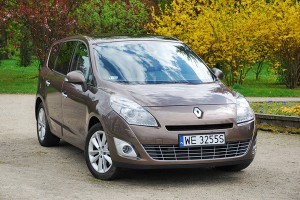 Testy mojeauto.pl: Renault Grand Scenic