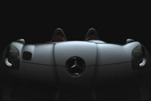 Nowy Mercedes SLR Stirling Moss