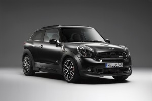 MINI Paceman Frozen Black