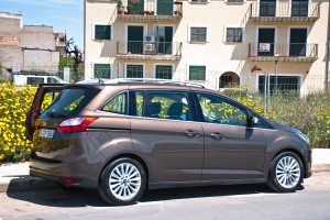 Ford Grand C-Max - ceny