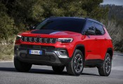 Jeep Compass po liftingu - premiera