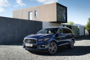 Infiniti QX60 face-lifting