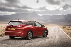 Premiera: Honda Civic Tourer