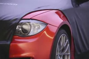 Teaser z BMW M1 Coupe