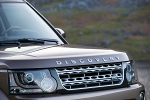 Land Rover Discovery MY15