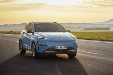 Hyundai Kona Electric po face liftingu