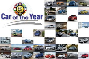 Kandydaci 'Car of the Year 2012'