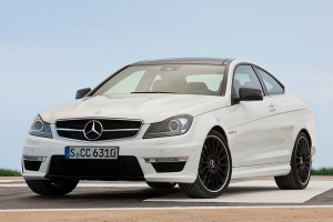 Oto nowy Mercedes C63 AMG Black Series