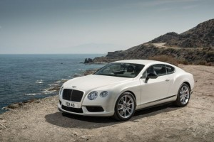 Bentley Continental GT V8 S Coupe i Convertible