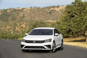 Volkswagen Passat facelifting USA