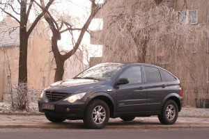 Testy mojeauto.pl: Ssangyong Actyon