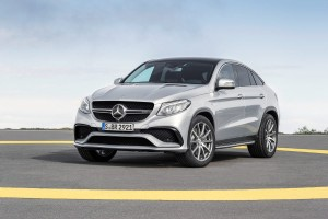 Mercedes GLE 63 AMG Coupe 4Matic