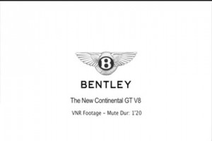 Bentley Continental GTV8