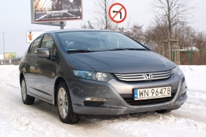 Testy mojeauto.pl : Honda Insight Hybrid