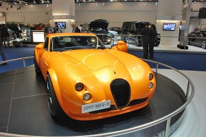 IAA Frankfurt 2011: Wiesmann GT MF4-S oraz Roadster MF3 Final Edition