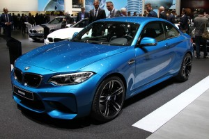 BMW M2 Coupe - Genewa 2016
