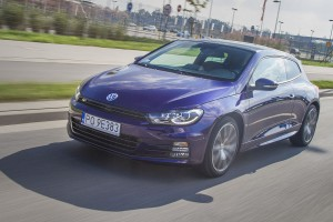 Testy mojeauto.pl: Volkswagen Scirocco R-Style