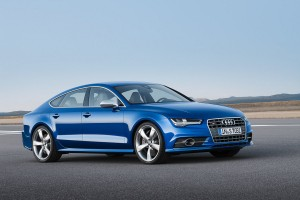 Audi A7 i S7 facelifting