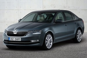 Skoda Octavia 2017 face-lifting