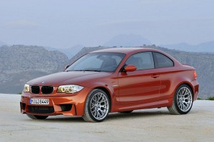 BMW Seria 1 M Coupe 2011