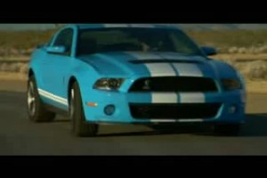 Ford Shelby GT500 (2010 USA)