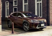 Lexus UX Brown Edition - premiera