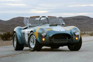 Shelby Cobra 50th Anniversary FIA 289