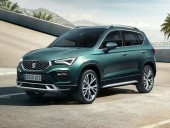 Seat Ateca po face liftingu