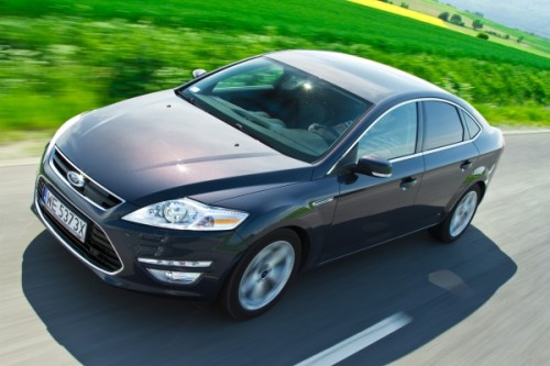 Ford Mondeo: Sztuczka marketingowa