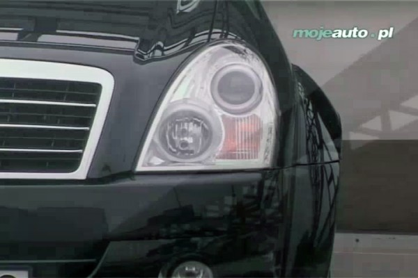 Testy mojeauto.pl: Ssangyong Rexton - video w mojeauto.tv