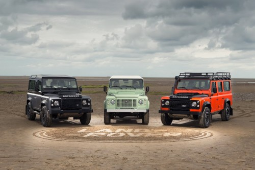 Land Rover Defender - żegnamy legendę