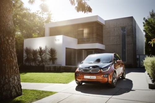 BMW i3 Coupe Concept w