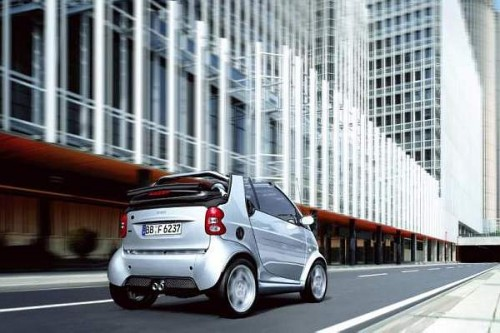 smart city-coupe i smart cabrio