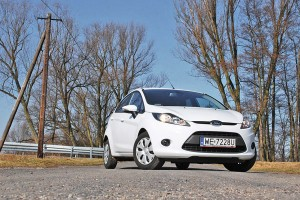 Testy mojeauto.pl: Ford Fiesta ECOnetic