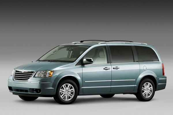 Chrysler Town and Country - Forum