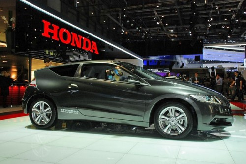 Car of the Year dla Hondy CR-Z