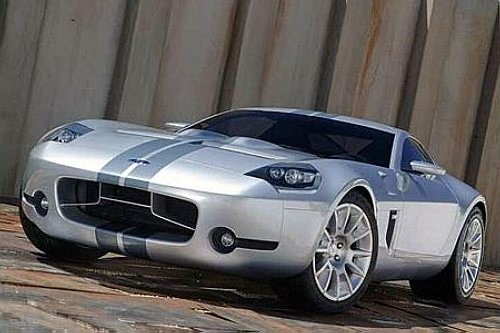 Ford Shelby GR-1
