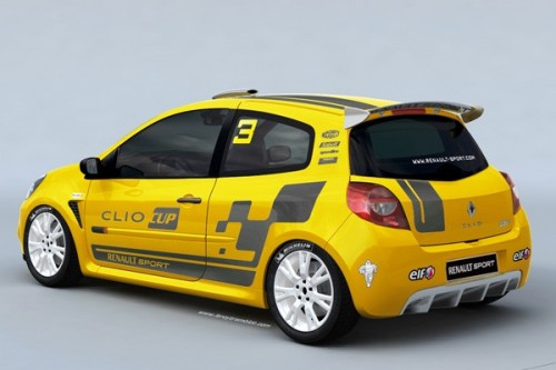 Nowe Clio Cup w 2006