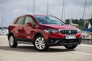 Suzuki SX4 S-Cross face-lifting 2016