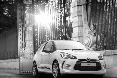 Citroen: Lifting modeli DS3 i DS3 Cabrio