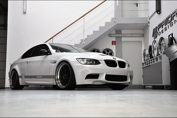 BMW Seria 3  Widebody Prior Design  - motogazeta mojeauto.pl