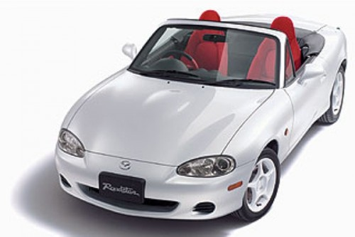 Mazda Roadster po faceliftingu