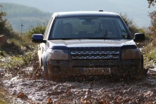 4x4 Freelander Active Trophy