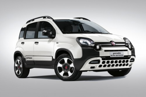 Fiat Panda: City Cross i 4x4 w ofercie