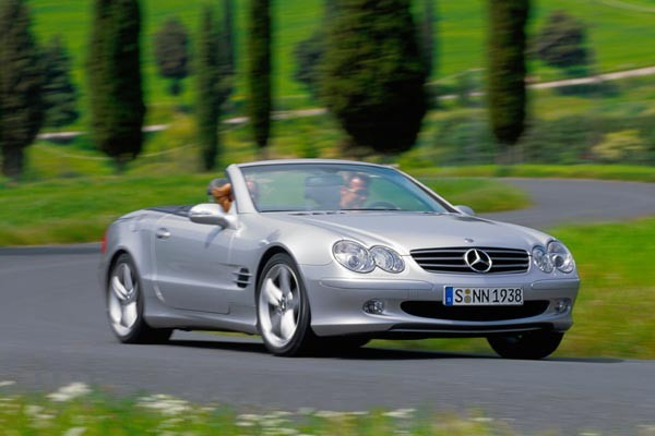 Mercedes SL - Forum
