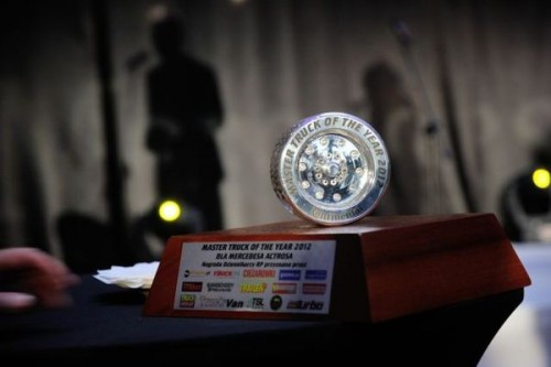 Master Truck of the Year 2012 dla Actrosa